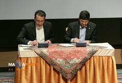 امضای تفاهمنامه همکاری کشتیرانی ج.ا.ا و راه آهن