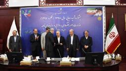 انتخاب بانک سپه به عنوان بانک برتر جشنواره شهید رجایی