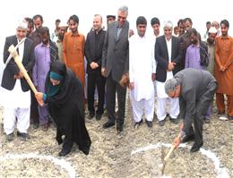 """آبرسانی """"کشتیرانی"""" به مناطق محروم بلوچستان"""