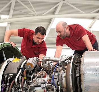 مدیریت و سیاست ایمنی در محیط کاری تعمیرونگهداری هواپیما