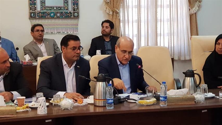 اعلام آمادگی بانک کشاورزی برای حمایت همهجانبه از ظرفیتهای اقتصادی سیستان و بلوچستان