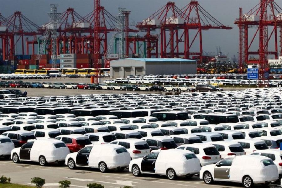 چین افزایش تعرفه واردات خودرو از آمریکا را لغو کرد